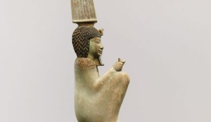 Онурис – древнеегипетский бог охоты.