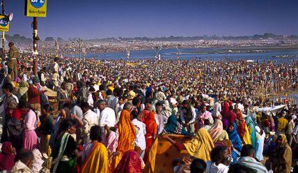 Аллахабад – священне місто індуїзму.