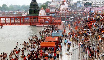 Харідвар – священне місто Індії