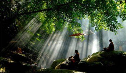 Дзен буддизм  – путь постижения собственной природы