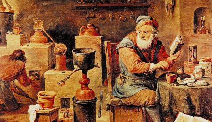 Ніколя Фламель – алхімік, людина якій приписують винахід філософського каменя