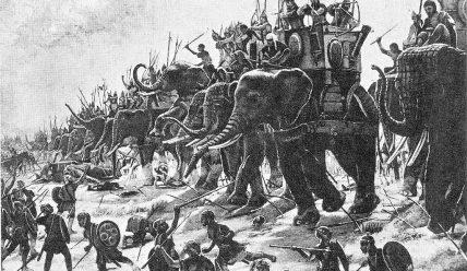 Кшатрии – индийская каста воинов