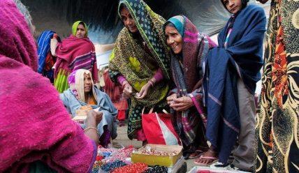 Вайшьи – индийская каста торговцев