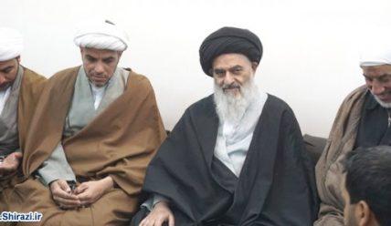 Сейид Садик Ширази — шиитский богослов и великий аятолла .