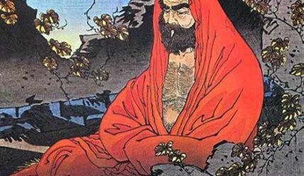 Бодхідхарма – перший патріарх чань-буддизму