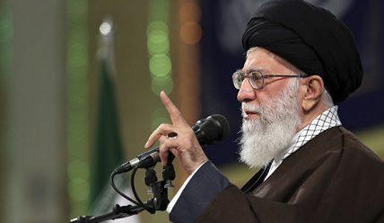 Али Хаменеи — Верховный руководитель Ирана (Биография).