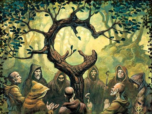 Релігія стародавніх кельтів