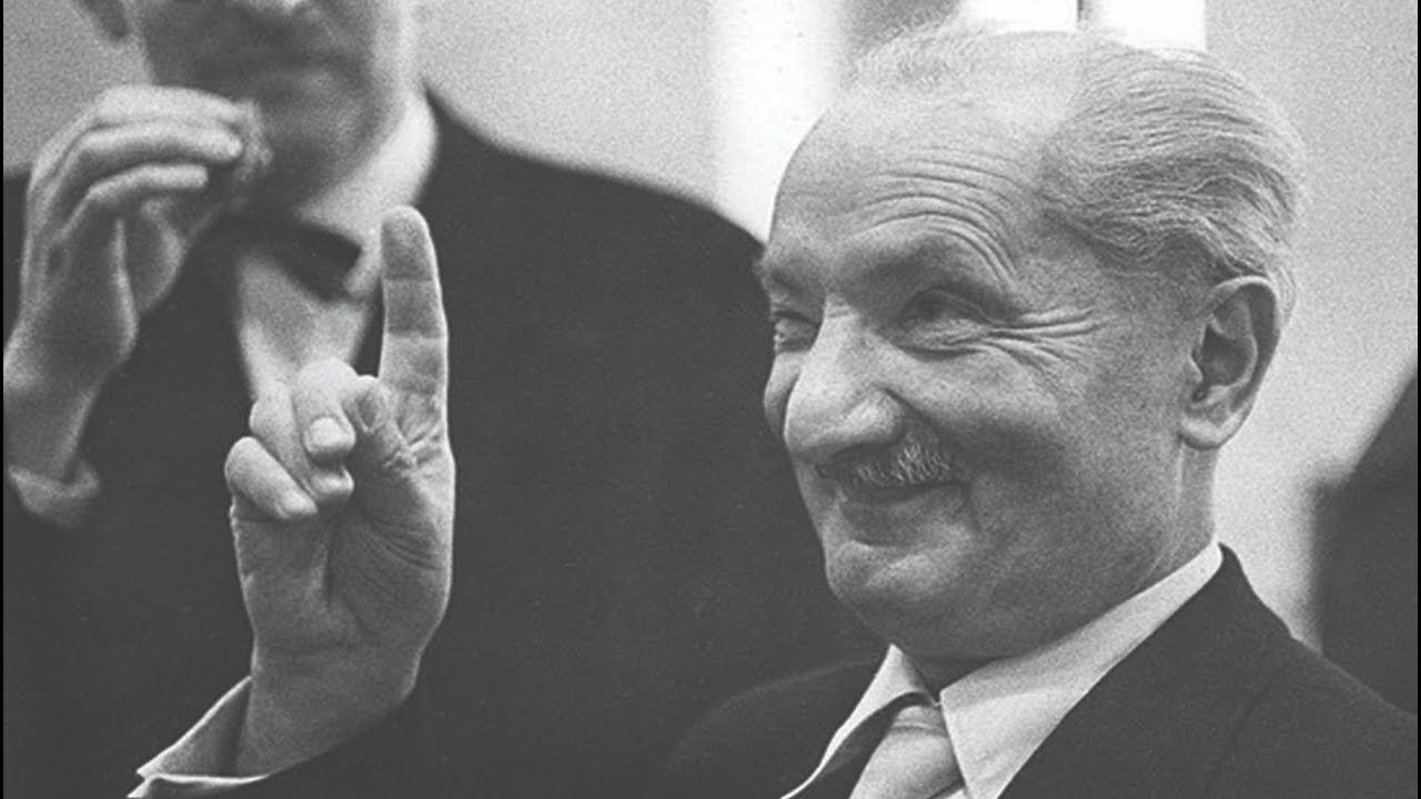Філософія Мартіна Гайдеггера