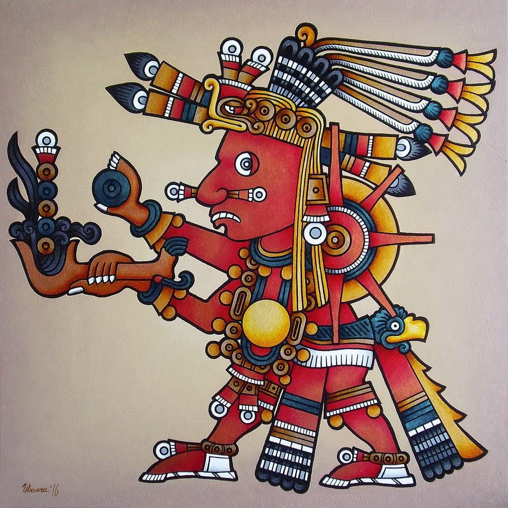 Кавіль – верховний бог у майя
