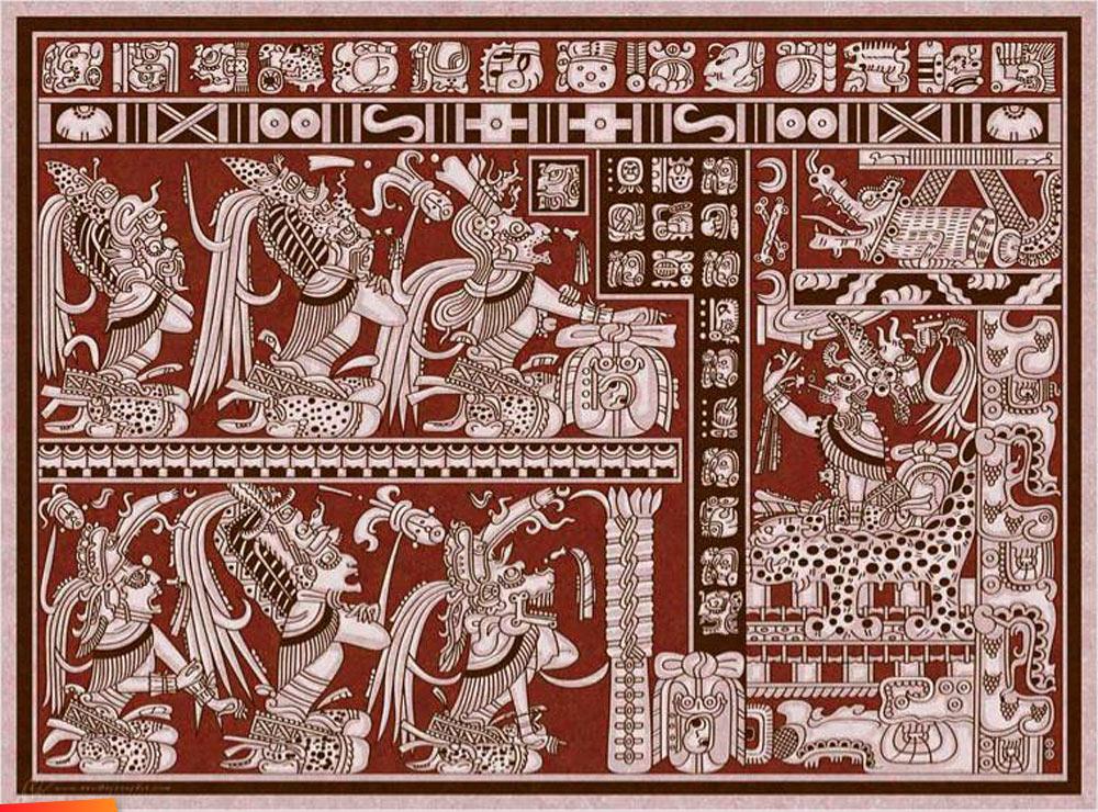 Ах Пуч  — бог смерті у міфології майя