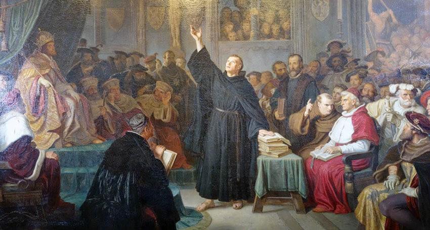 Реформація в Данії та Норвегії