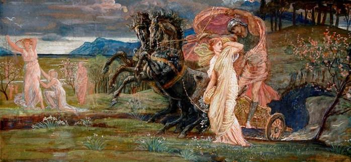 Міф про викрадення Персефони Аїдом