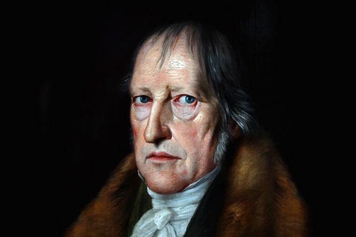 Деякі із думок про Трійцю Георга Вільгельма Гегеля