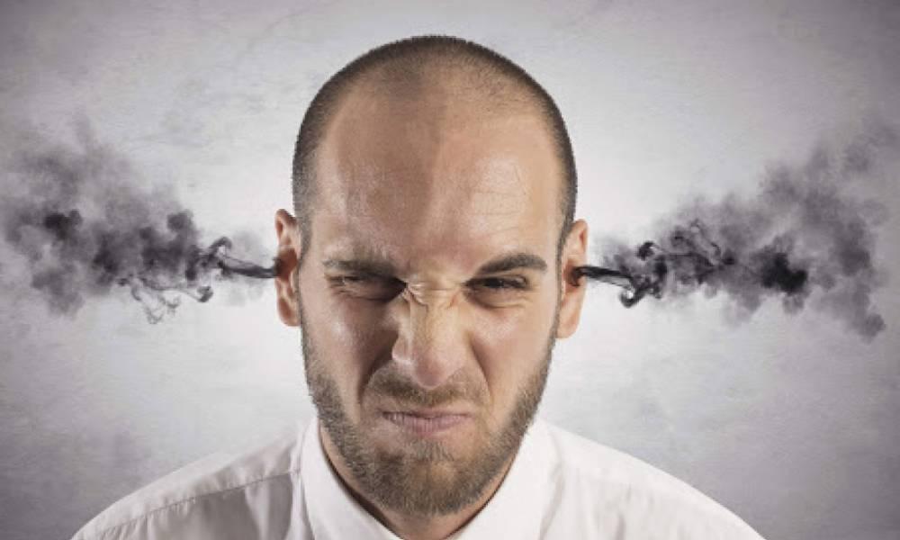 Як контролювати гнів?