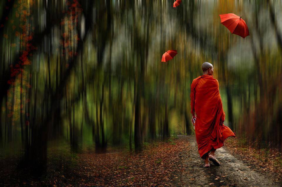 Встреча монаха с бодхисаттвой. Дзэнская притча