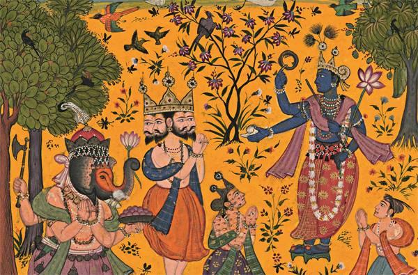 Мифология Индии