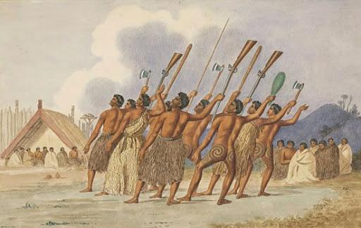 Мифология маори