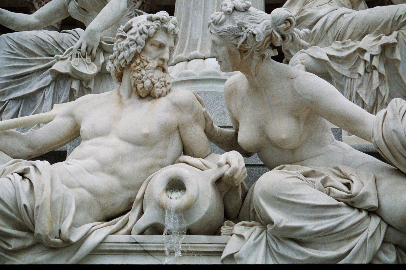 Зевс - головний бог у давньогрецькій міфології