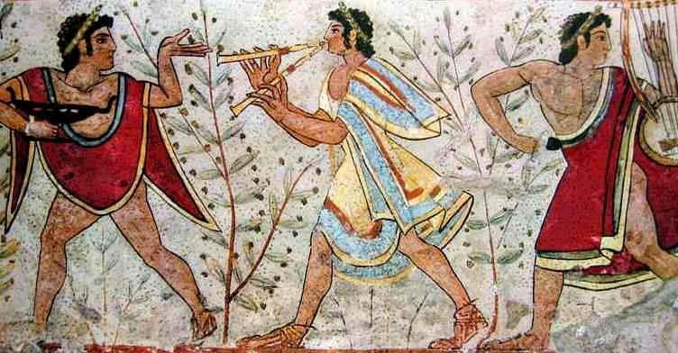Етруська міфологія