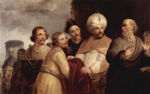Предсказания пророков и ясновидцев. Малахия и Иуда Бен Самуила