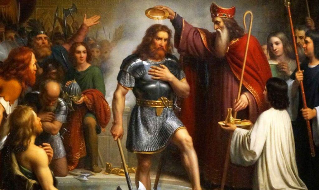 Франкська міфологія