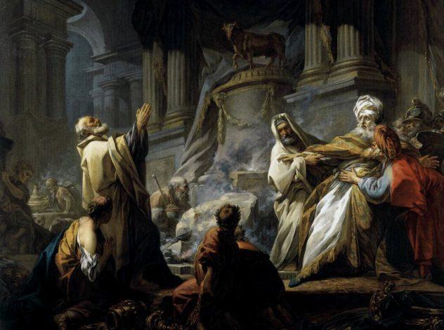Пророк Ахія