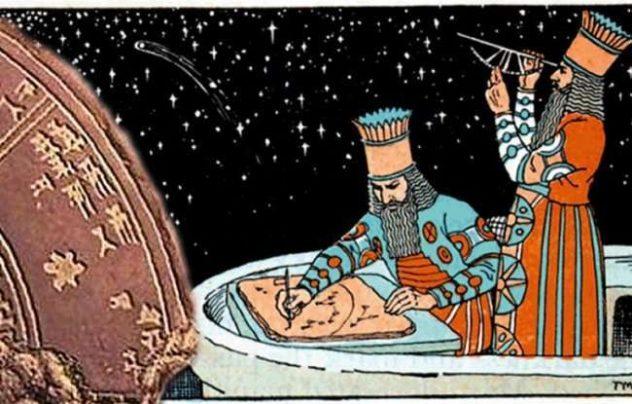Вавилонська астрономія