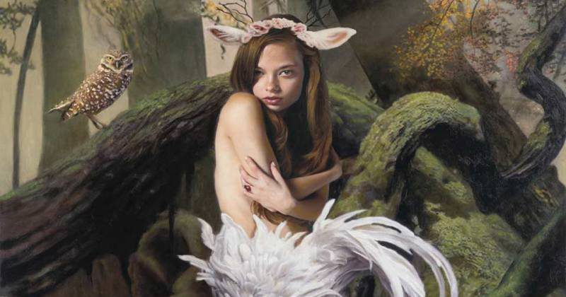 Демоница Лилит – первая жена Адама