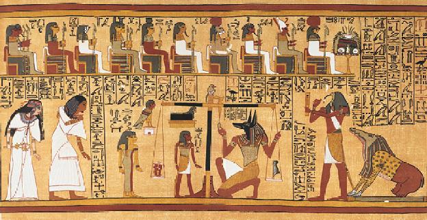 Поховальні обряди Стародавнього Єгипту
