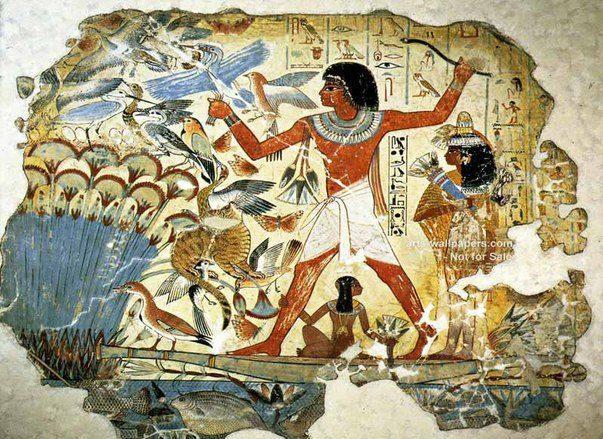 Мистецтво Стародавнього Єгипту