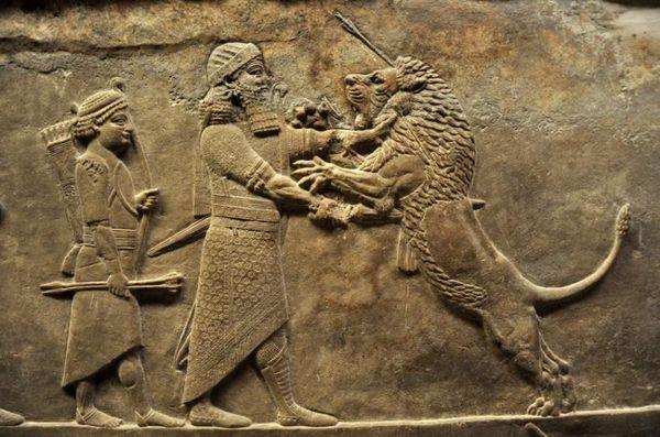 Ассирійське мистецтво