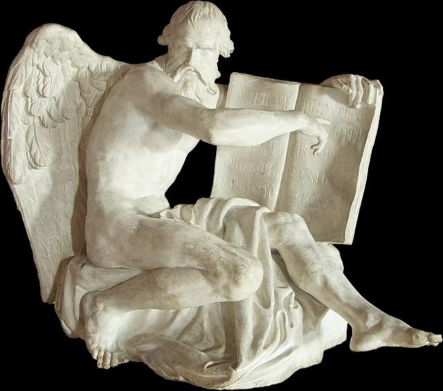 Хронос – греческое божество времени