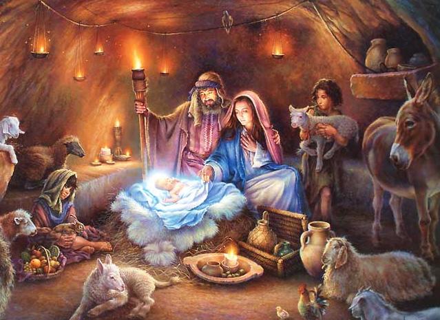 Проповідь  у день  Різдва Господа і Спаса  нашого  Ісуса Христа