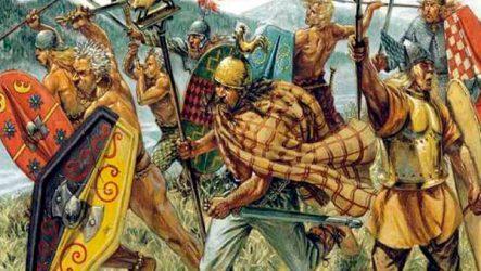 Поклонение кельтов диким кабанам