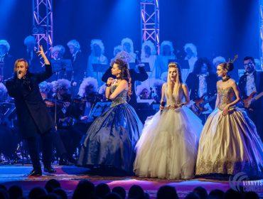 Rock MOZART Le Concert — легендарное шоу вновь в Киеве